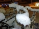 Schneefall 31.12.2011